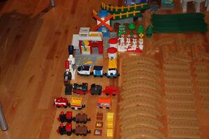 Fisher-Price GeoTrax - Ensemble complet de train West Island Greater Montréal image 6