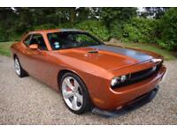 Dodge Challenger SRT-8 392 HEMI 6-Speed Manual Coupe / UK REGISTERED