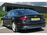 2018 Audi A5 Sportback S line 2.0 TFSI 190 PS S tronic Auto Hatchback Petrol Au