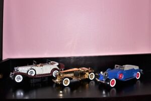 24 MODEL CAR COLLECTION-NEW PRICE