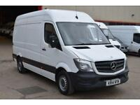 2.1 313 CDI MWB 5D 129 BHP H/ROOF RWD DIESEL PANEL MANUAL VAN 2014