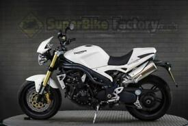 2006 06 TRIUMPH SPEED TRIPLE 1050 - NATIONWIDE DELIVERY AVAILABLE