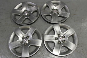"17"" OEM wheel covers"
