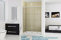 Shower enclosure , Sliding glass shower doors $237.00