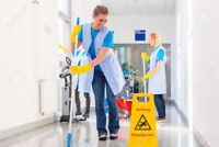 PROFESSIONAL OFFICE/COMMERCIAL CLEANING SERVICES