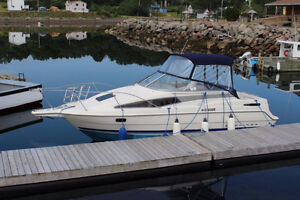 Bayliner 2655 WOW ONLY 15 HOUR ON NEW ENGINE,TOPS,&UPOLSTRY