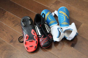 Adidas - Souliers soccer/ Soccer Shoes Taille/Size 11 US