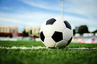soccer playing beginners