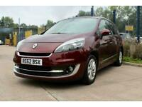 2012 Renault Grand Scenic 1.5 DYNAMIQUE TOMTOM DCI 5d 110 BHP MPV Diesel Manual