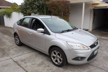 2010 Ford Focus Hatchback