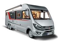 Burstner Elegance I920 A-Class 2.2 9G automatic Diesel