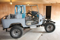 1982 Toyota Land Cruiser BJ42 - Project/Parts