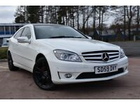Mercedes CL CLC200 KOMPRESSOR SE (white) 2009
