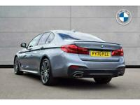 2020 BMW 5 SERIES DIESEL SALOON 520d M Sport 4dr Auto Saloon Diesel Automatic