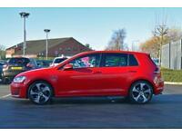 2013 VOLKSWAGEN GOLF Volkswagen Golf 2.0 TSI GTI 5dr
