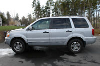 Excellent Condition!  2004 Honda Pilot EX-L SUV