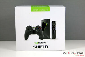 NVIDIA SHIELD + GAME & REMOTE CONTROL (LOADED)