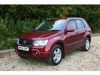 DIESEL Suzuki Grand Vitara done 89139 Miles with SERVICE HISTORY and a NEW MOT