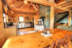 Post & Beam Home/B&B with Water Views & Income Property
