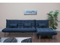 Sofa bed as new RRP £700.
