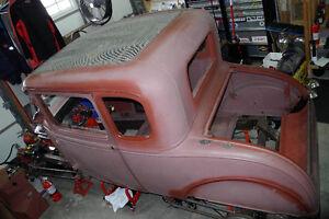 1930 Ford Model A Body
