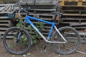 2012 Giant XTC Mountain bike. Large. Very good condition. $350