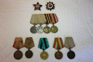 Soviet and German Medals, Militaria and East European Antiques