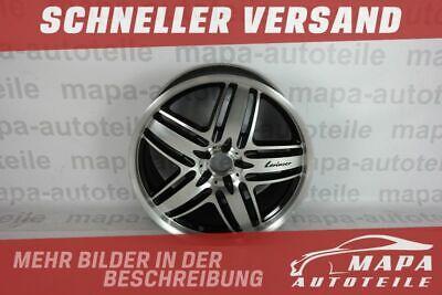 Mercedes LORINSER RS9 Alufelge 21 Zoll Felge Original 1 Stück 5x112 ET44 (W221)