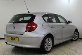 2008 08 BMW 1 SERIES 1.6 116I ES 5DR 114 BHP