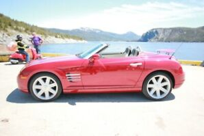 2007 Crossfire Roadster Convertible - Price reduced!