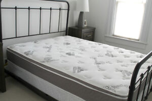 Queen Mattress and Boxspring for Sale