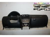Original used Left hand drive Europe dashboard Toyota Avensis T27 2009 - 2015 LHD conversion part