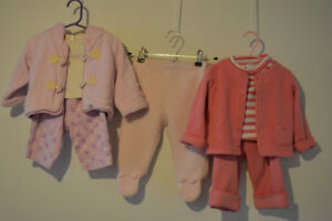 Baby Girls Outfits for fall - 6 - 12 mo. - GAP, Baby Krickets