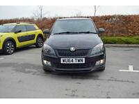 2014 SKODA FABIA Skoda Fabia Estate 1.2 TSI [105] Black Edition 5dr