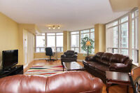 Amazing! 2 Bedroom Fully Furnished Suite in Mississauga!