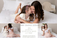 Mommy Snuggle Portraits