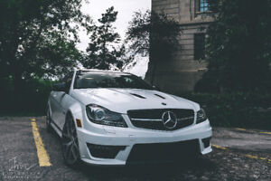 2015 Mercedes-Benz C-Class C63 AMG Coupe (2 door)