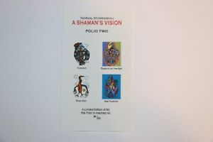 Norval Morrisseau - 'A Shaman's Vision' 4pc. Special Edition