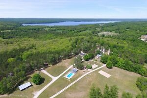 CAMPGROUND FOR SALE - NEW PRICE