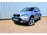 2007 57 BMW X5 3.0 D SE 7SEAT 5D AUTO 232 BHP DIESEL