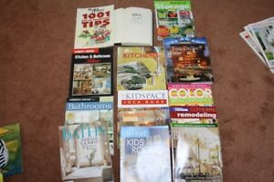 Remodeling Books and Magazines