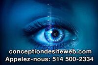 Conception site web | site internet | Web Design
