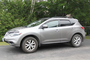 2012 Nissan Murano SL - Leather, Back-up cam, Dual sunroof