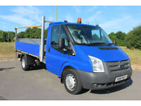 Ford Transit 2.2TDCi ( 100PS ) ( EU5 ) ( RWD ) 350 mwb DRW WITH TAIL-LIFT DIESEL