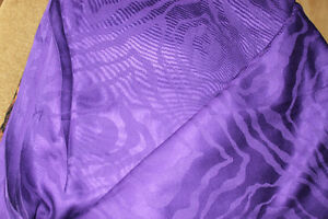 Purple or Green Fabric London Ontario image 1