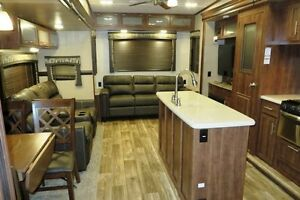 2007 VOLANTE 3801MD - Fifth Wheel