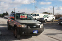 2005 Ford Escape XLT=NO ACCIDENT= CERTIFIED AND E.TESTED City of Toronto Toronto (GTA) Preview