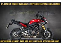 2016 66 YAMAHA TRACER 900 MT-09 ABS 850CC 0% DEPOSIT FINANCE AVAILABLE