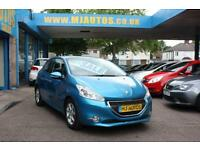 2012 12 PEUGEOT 208 1.4 ACTIVE HDI 3DR 68 BHP DIESEL