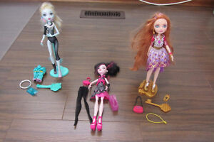 Ever After/Ever After High Dolls & Accessories